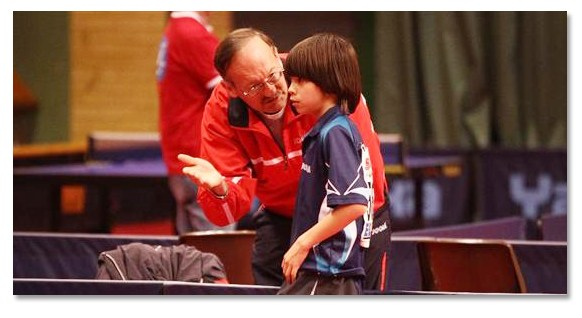 Effective Table Tennis Coaching