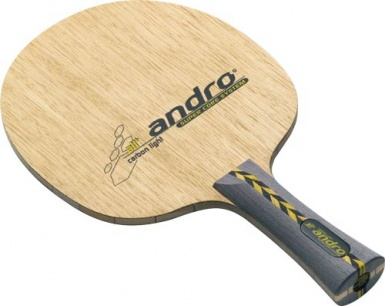 Andro Super Core Carbon Light (CL) ALL+ ping pong blade