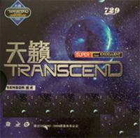 Friendship/729 729 Transcend ping pong rubber