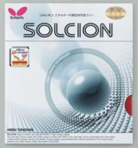 Butterfly Solcion ping pong rubber