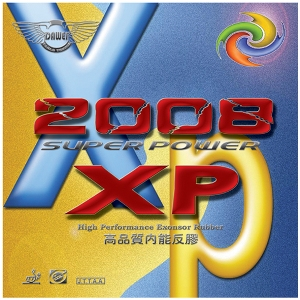 Dawei 2008 XP (Super Power) ping pong rubber