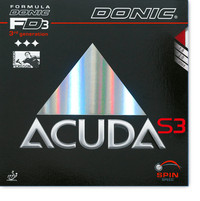 Donic Acuda S3 ping pong rubber