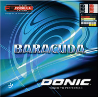 Donic Baracuda ping pong rubber