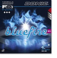 Donic Bluefire M1 ping pong rubber