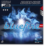 Donic Bluefire M3 ping pong rubber