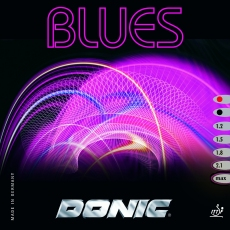 Donic Blues ping pong rubber