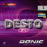 Donic Desto F1 ping pong