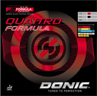 Donic Quattro Formula ping pong