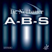 Dr. Neubauer ABS Anti ping pong rubber