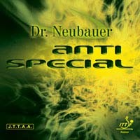 Dr. Neubauer Anti Special ping pong rubber