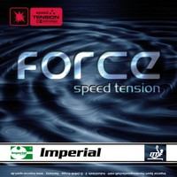 Imperial Force Speed Tension ping pong rubber