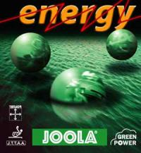 JOOLA Energy Green Power ping pong rubber