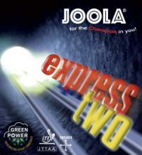 JOOLA Express Two ping pong rubber