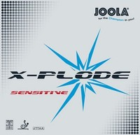 JOOLA X-Plode Sensitive ping pong rubber