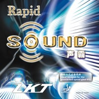 LKT Rapid Sound ping pong rubber