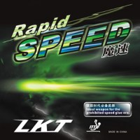 LKT Rapid Speed ping pong rubber