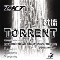 LKT Torrent ping pong rubber
