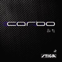 Stiga Carbo ping pong rubber