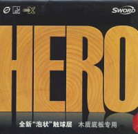 Sword Hero ping pong rubber