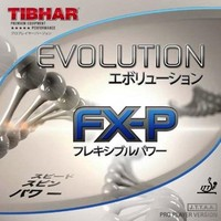 Tibhar Evolution FX-P ping pong rubber