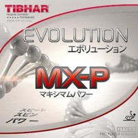 Tibhar Evolution MX-P ping pong rubber