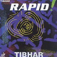 Tibhar Rapid ping pong rubber