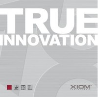 Xiom True Innovation Euro ping pong rubber