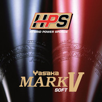 Yasaka Mark V HPS Soft ping pong rubber