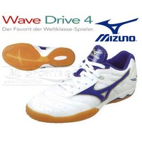 Mizuno Wave Drive 4 ping pong shoes