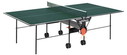 Butterfly Home Rollaway ping pong table