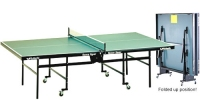 Butterfly Space Saver 22 Rollaway ping pong table