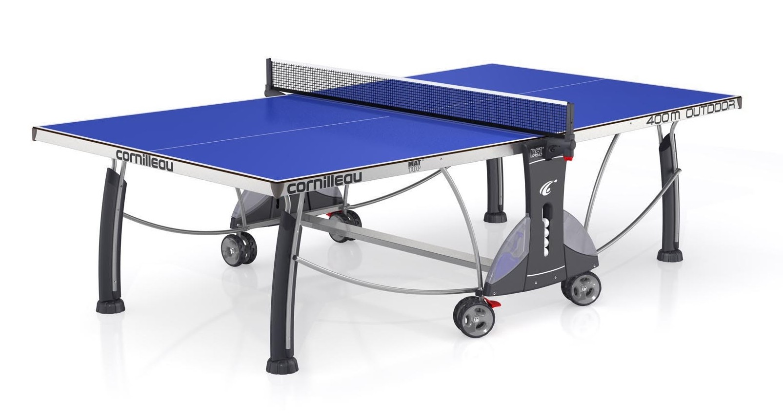 Pin cornilleau sport 400 rollaway indoor table tennis on - Table tennis de table cornilleau outdoor ...