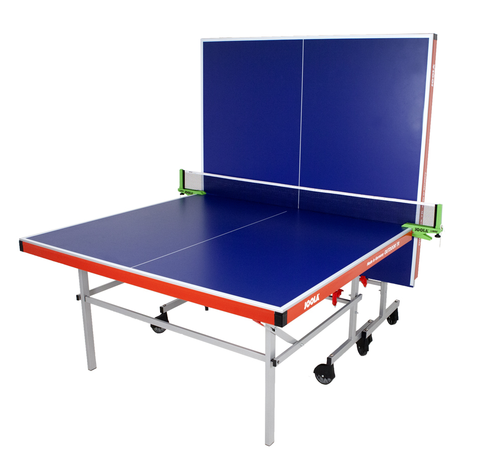 Joola outdoor tr - Weatherproof table tennis table ...