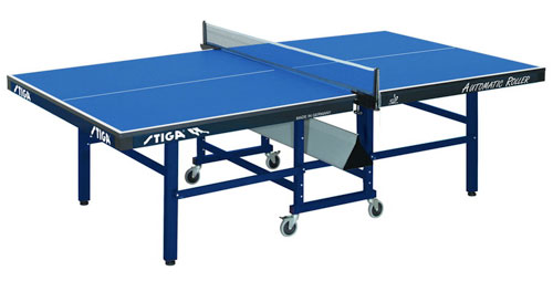 Stiga Automatic Roller ping pong table