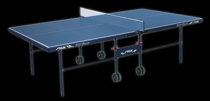 Stiga Spirit Roller ping pong table