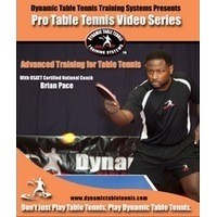 Dynamic Table Tennis Advanced Training for Table Tennis ping pong trainingdvd