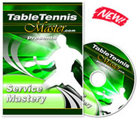 Table Tennis Master Service Mastery ping pong trainingdvd