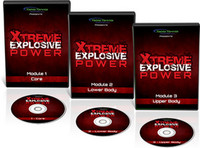 Table Tennis Master Xtreme Explosive Power ping pong trainingdvd