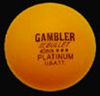 Gambler Platinum Ball