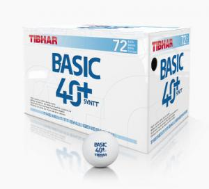 Tibhar Basic 40+ SynTT Ball