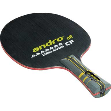 Andro Kinetic CF Carbo-Aramid OFF Blade