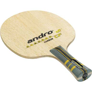 Andro Kinetic CF Carbon OFF- Blade