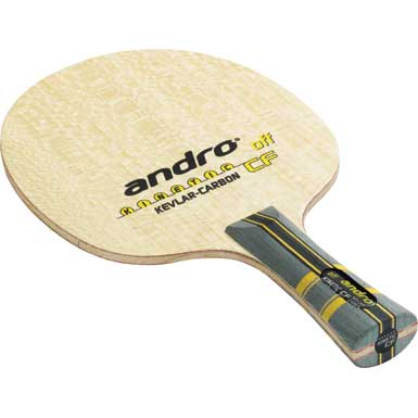 Andro Kinetic CF Kevlar-Carbon OFF Blade