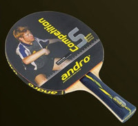 Andro Christian Suss Competition Pro Premade Racket