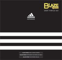 Adidas Blaze Speed Rubber