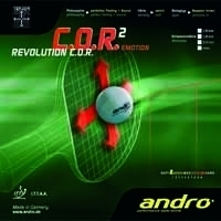 Andro Revolution C.O.R.² Emotion Rubber