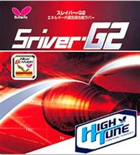 Butterfly Sriver G2 High Tune Rubber