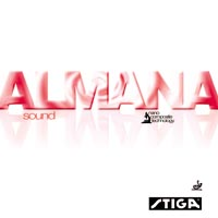 Stiga Almana Sound Rubber