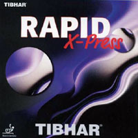 Tibhar Rapid X-Press Rubber