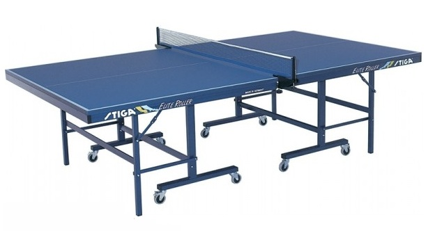 Great Stiga Elite Roller CSS Table